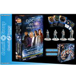 Doctor Who Totd Friends Expansion  2 Brettspiel