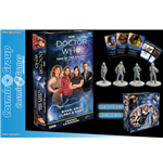 Doctor Who Totd Friends Expansion  1 Brettspiel