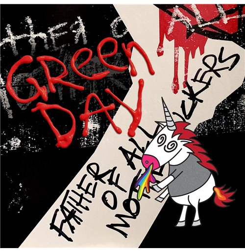 Vinyl Green Day - Father Of All... (Neon Pink Colored Vinyl)