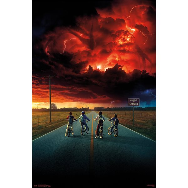 Poster Stranger Things 410904