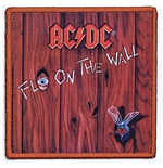 AC/DC Aufnäher - Design: Fly On The Wall