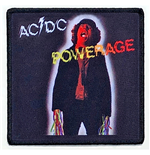 AC/DC Aufnäher - Design: Powerage