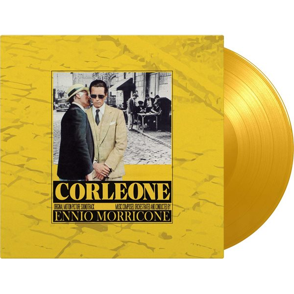 Vinyl Ennio Morricone - Corleone (Coloured)