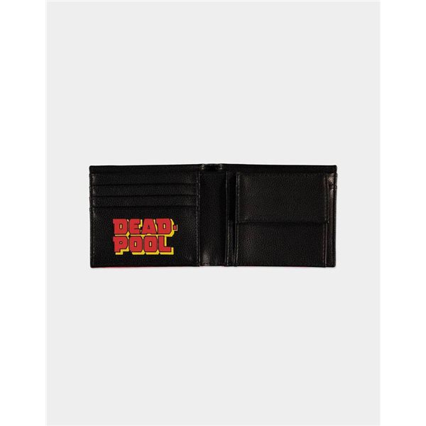 Deadpool Bifold Geldbeutel Grafitti