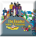 The Beatles Brosche - Design: Yellow Submarine