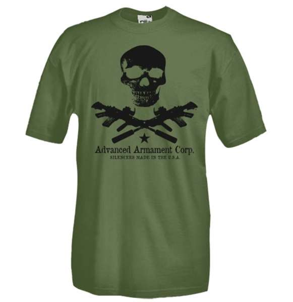 T-Shirt Advanced Armament Corp