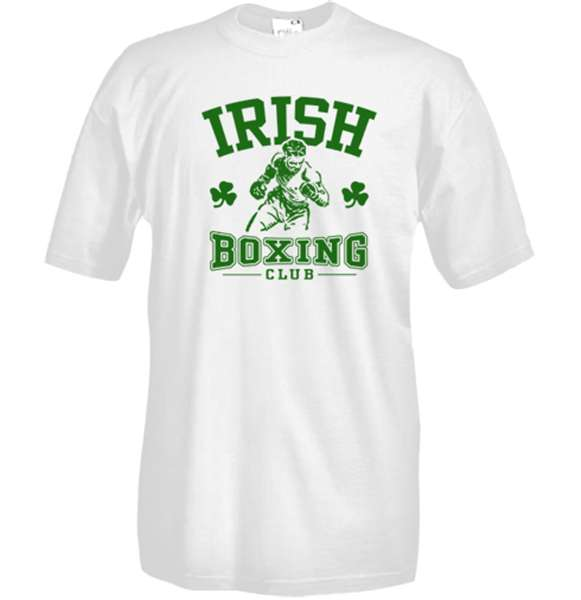 T-Shirt Irish Boxing.
