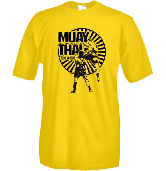 T-Shirt Muay Thai.
