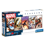 Marvel Comics Panorama Puzzle Panels (1000 Teile)