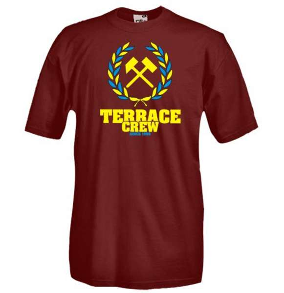 T-Shirt Terrace Working Class