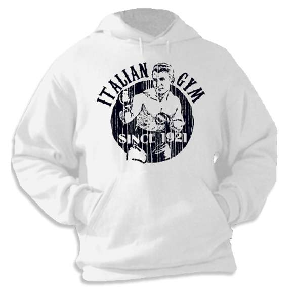 Sweatshirt Italian Gym