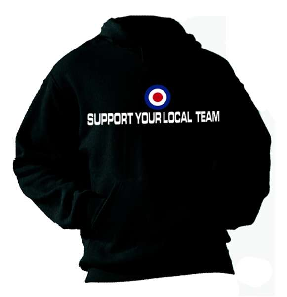 Sweatshirt Support Your lo