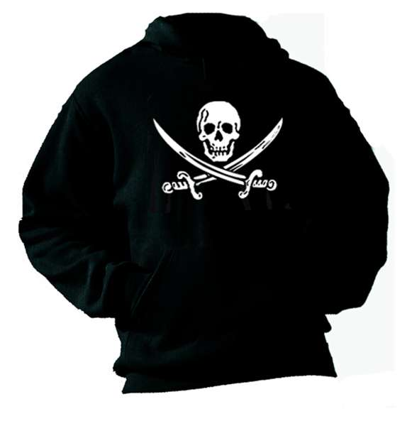 Sweatshirt Jolly Roger