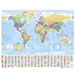 Poster World Map