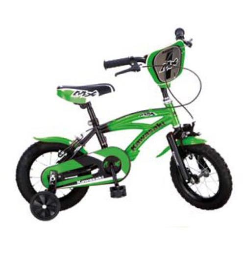 Fahrrad Für Kinder Kawasaki Bx 14 Grün
