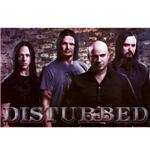 Poster Disturbed-Band