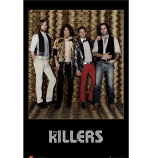 Poster The Killers Band