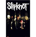 Poster Slipknot - Dark Masks