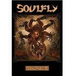 Poster Soulfly-Conquer