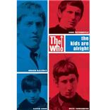 Poster The Who - Colours Blocks