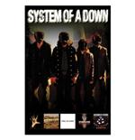 Poster System of Down-Masked Band