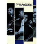 Poster John Coltrane-Blue Train Sessions