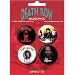 Set Broschen Death Row