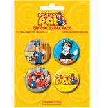 Set Anstecker Postman Pat
