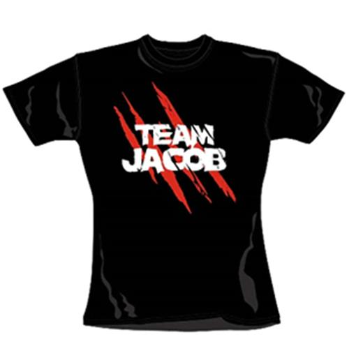 T-Shirt Twilight-Team Jacob für Damen