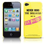 Cover iPhone 4G - Never Mind Sex Pistols. Offizielles Emi Music Produkt