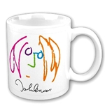 Tasse Imagine Motion John Lennon. Offizielles Emi Music Produkt