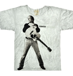 T-Shirt Vasco Rossi Tracks 2. Offizielles Emi Music Produkt