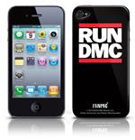 Cover Skin iPhone Run Dmc - Logo. Offizielles Emi Music Produkt