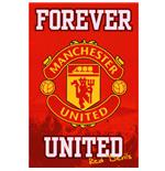 Poster Manchester United FC 59295