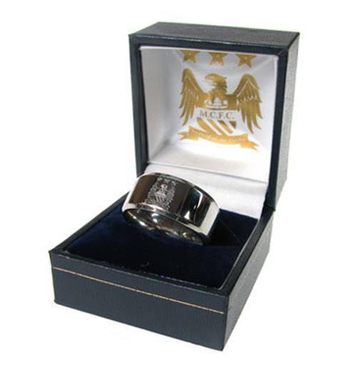 Ring Manchester City FC - medium