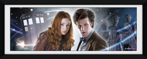Poster Doctor Who  62740
