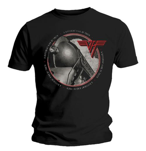 T-Shirt Van Halen Truth Album.Offizielles Emi Music Produkt