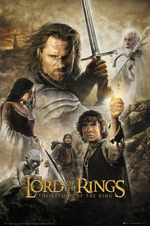 Poster The Lord of the Ring 64164
