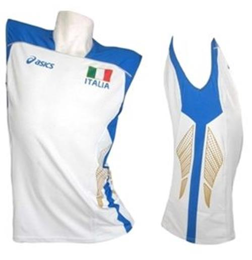 T-Shirt Italien Volleyball Away 2012/2013