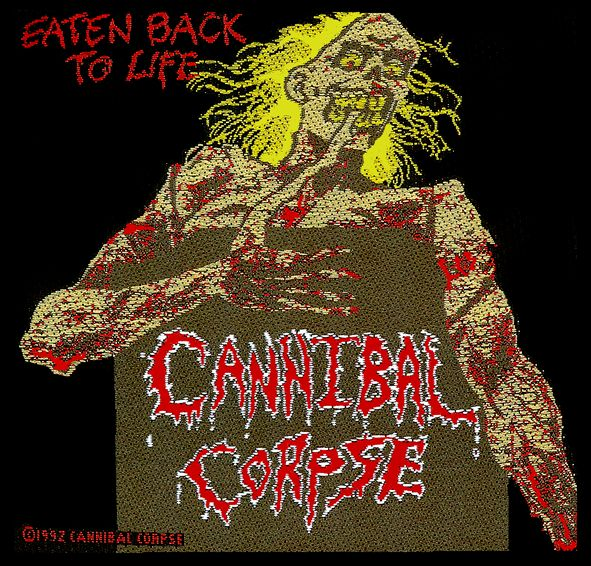 Patch Cannibal Corpse