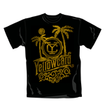 T-Shirt Yellowcard Crest.  Offizielles Emi Music Produkt