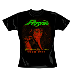T-Shirt Poison Tour. Offizielles Emi Music Produkt