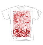T-Shirt Parkway Drive Pirate. Offizielles Emi Music Produkt