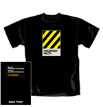 T-Shirt The Hacienda Pantone. Emi Music. Offizielle Lizenz.