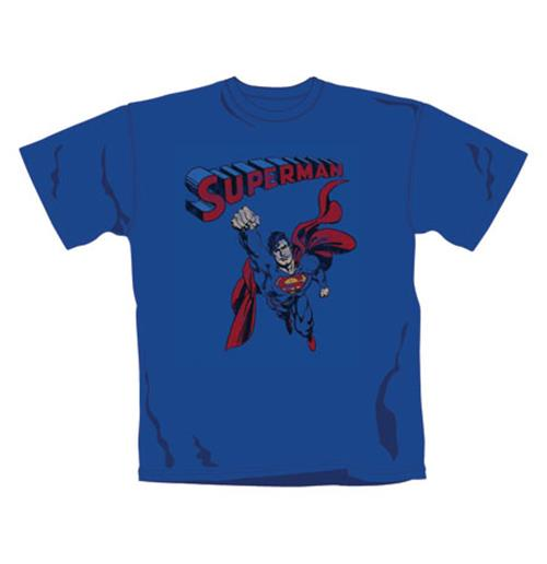 Trikot Superman - Distressed Fly