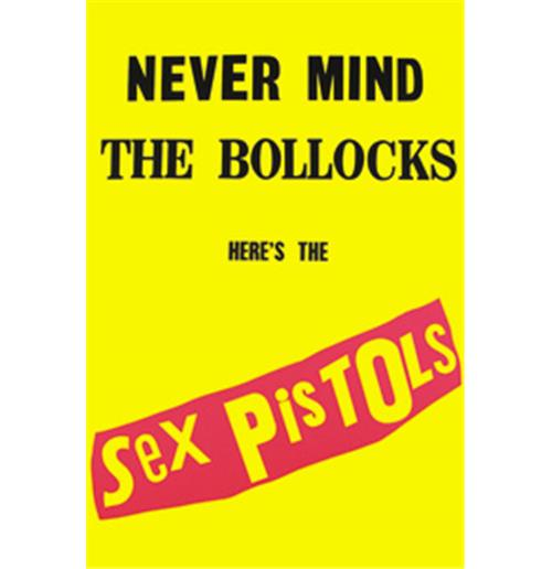 Magnets Sex Pistols - Never Mind The Bollocks