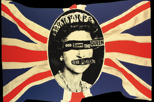 Magnets Sex Pistols - God Save The Queen