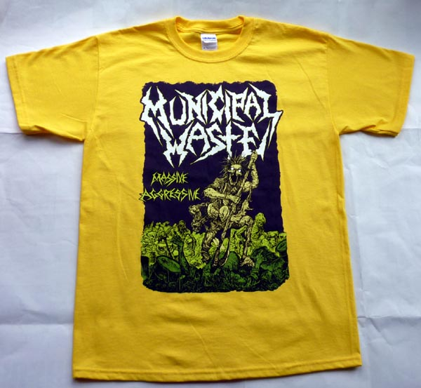 T-Shirt Municipal Waste