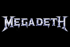 Magnets Megadeth - Logo