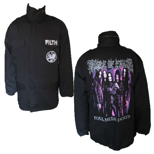 Jacke Cradle of Filth